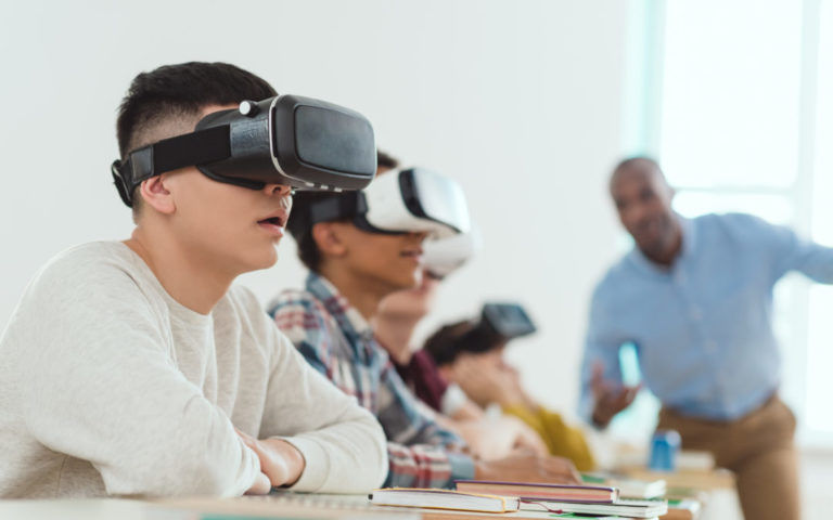 Immersive Leaning in Education